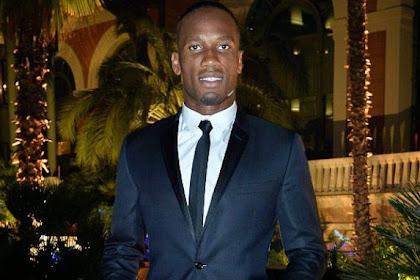 Didier Drogba Luncurkan Merek Pakaian Dalamnya