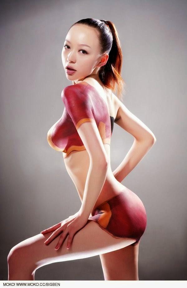 asians girls nude sex show