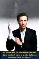 Dr. House guantes próstata