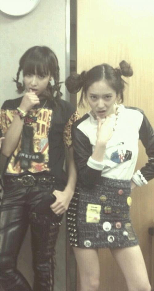 Victoria & Krystal Gangster