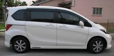 Honda Freed Baru