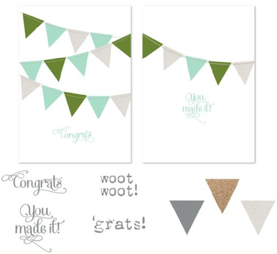 You Made It Grad Greeting Card Template - Digital Download