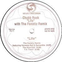 Chubb Rock – Life (Promo VLS) (1997)