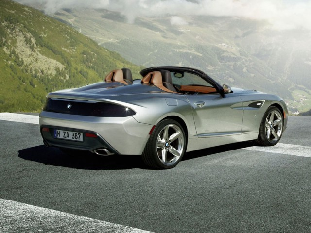 BMW Zagato Roadster 2013