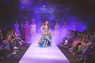 Actress Ileana DCruz Pictures On The Ramp at Madame Style Week 2014 15