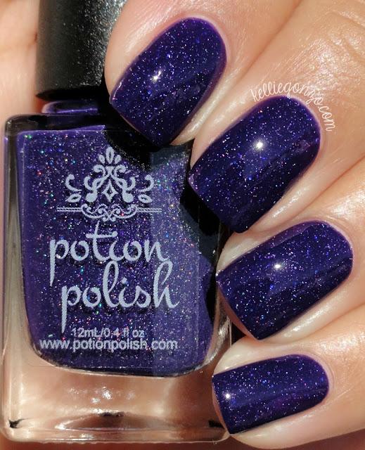 Potion Polish No Peeking!