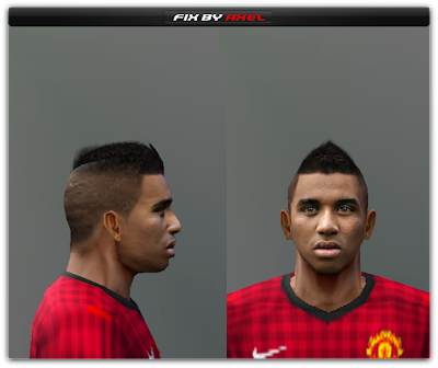 Face Anderson UPDATE by AXEL - PES 6