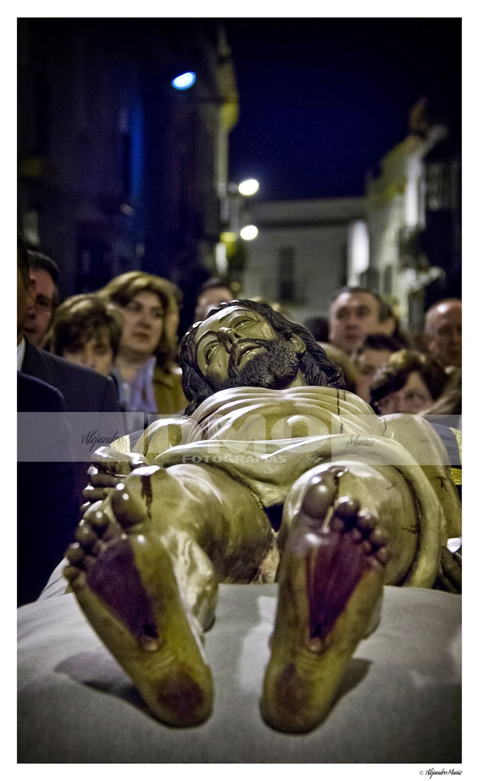 3º Premio Culto e Imágenes Hda. Santo Entierro Arahal 2013