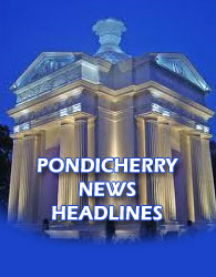 Pondicherry News Headlines