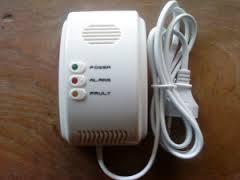 Jual murah alarm pendeteksi kebocoran gas lpg