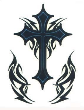 Cross Tatoo on Cross Tattoos Designs   About Lady