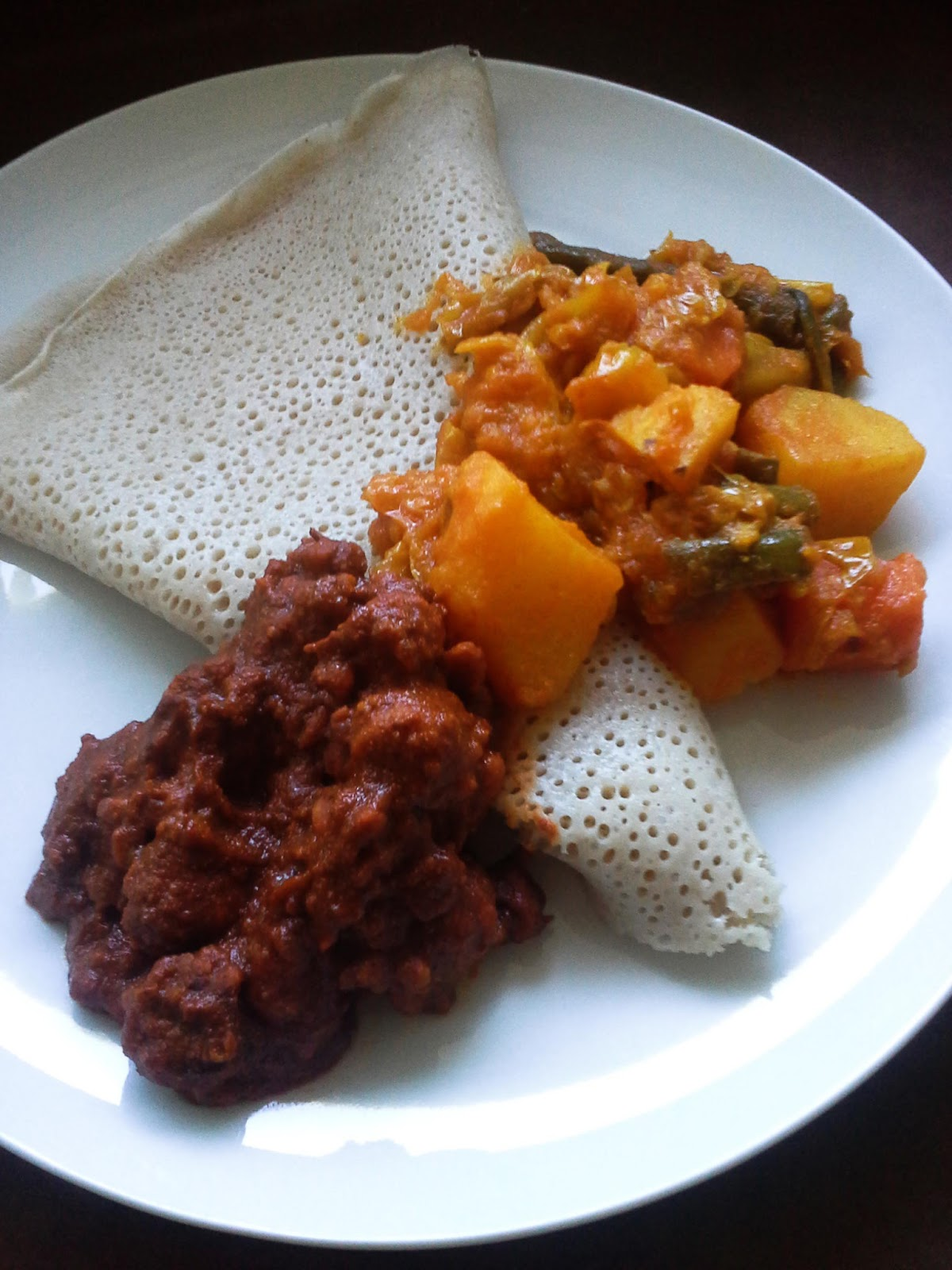 A PROFOUND HATRED OF MEAT SHIMBRA ASA SPICY CHICKPEA STEW
