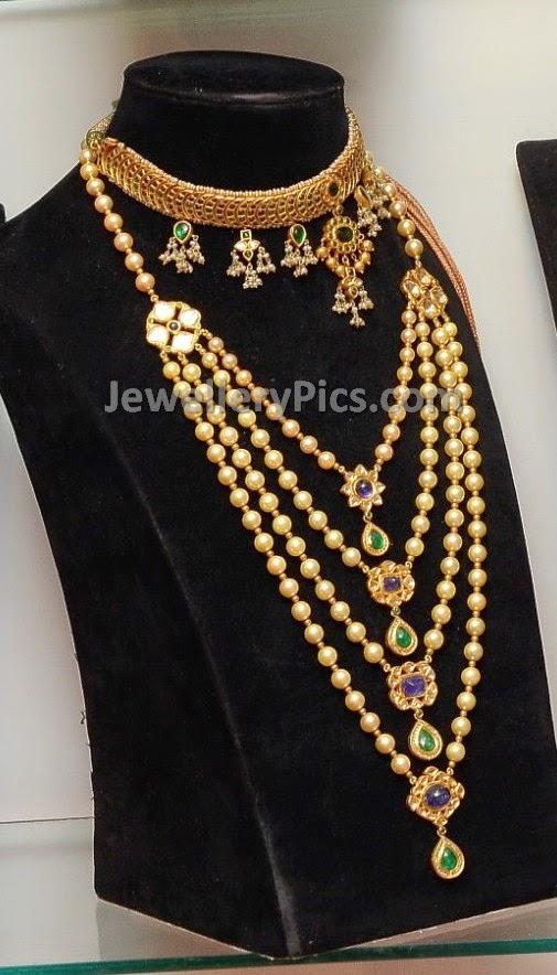 pearl step chain