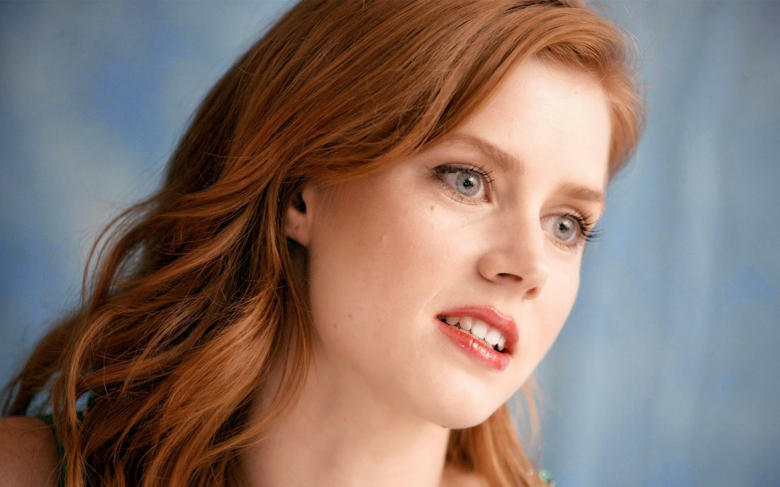 Amy adams cute face super high quality wallpapers