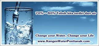 Change your Water, Change your Life