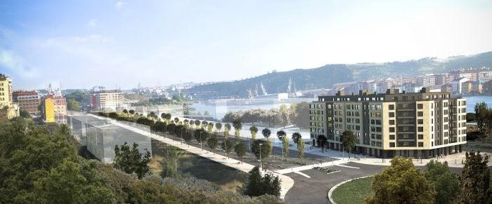 Barakaldo digital la constructora jaureguizar sostiene for Piso urban galindo