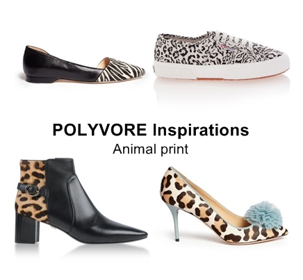 Shoes with your animal soul Katharine-fashion is beautiful