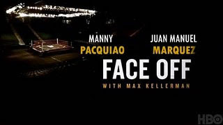 Pacquiao-Marquez Face-Off with Max Kellerman