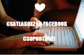 Csatlakozzatok a facebook csoportomhoz!