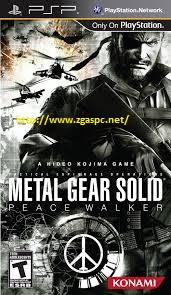 Free Download Games metal gear solid peace walker psp iso Untuk Komputer Full Version Gratis Unduh Dijamin Work ZGASPC