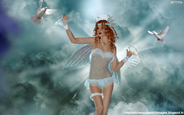 White angel images