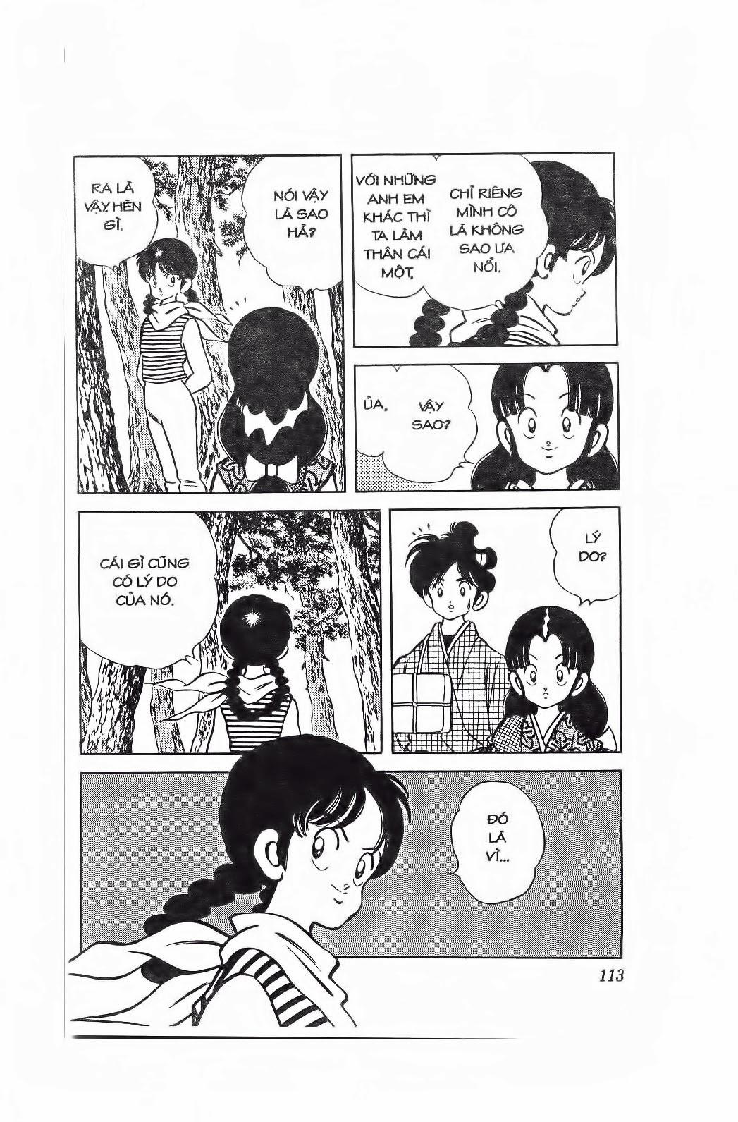 Nijiiro Togarashi - Ớt Bảy Màu chap 95 - Trang 18