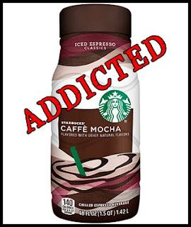 Addicted to Starbucks