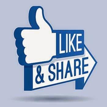 Cara Memasang Like dan Share Facebook di Halaman Statis Blogger