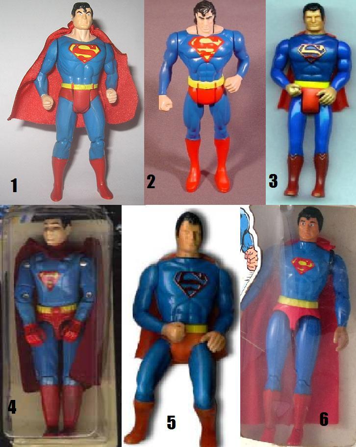 Как сделать игрушку супермен своими руками 15