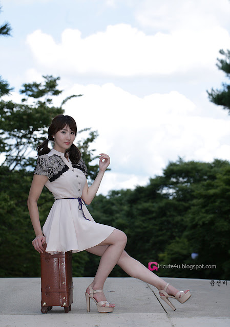 2 Lovely Yeon Da Bin-Very cute asian girl - girlcute4u.blogspot.com