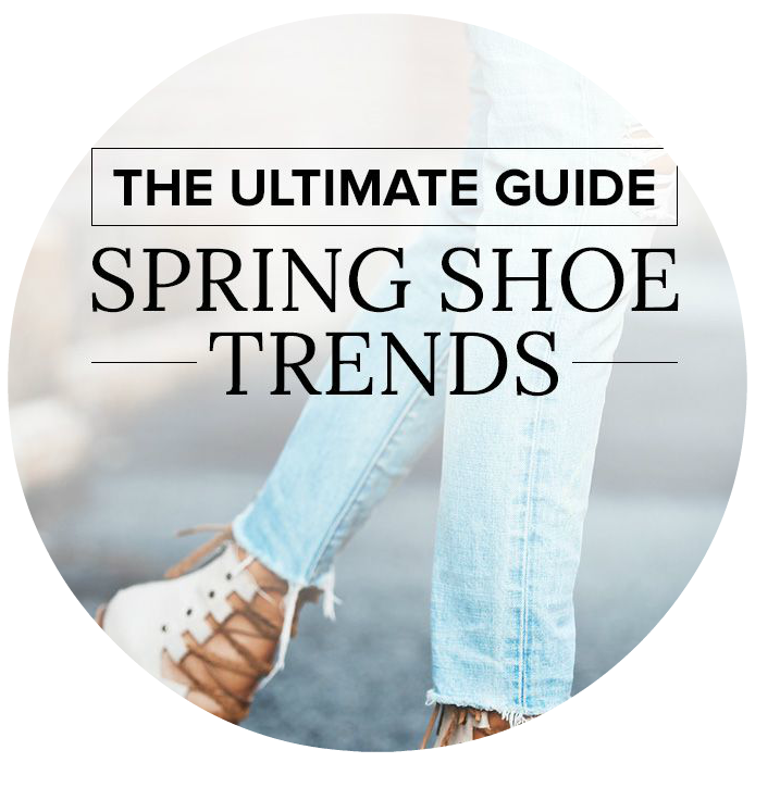 The Ultimate Guide to Spring Shoe Trends