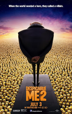 despicable me 2 2013 film large movie poster malaysia