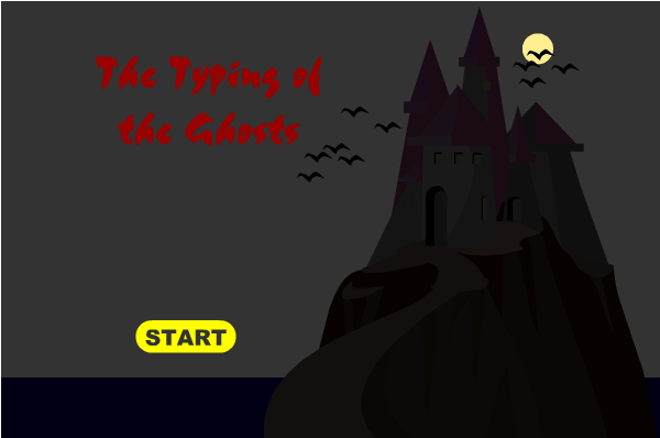 The typing of the ghosts online keyboarding desert typing racer