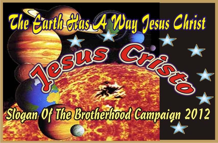 O Planeta Terra Tem Jeito Jesus Cristo