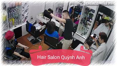 Hình Ảnh Hoạt Động Salon Tóc Quỳnh Anh Cơ Sở 2