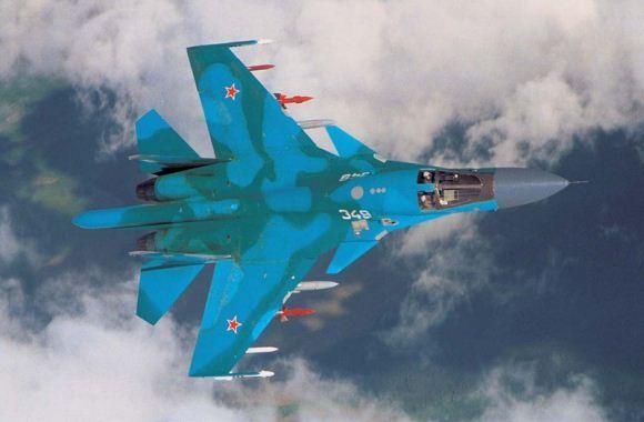 Sukhoi Su-32FN