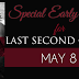 Last Second Chance Special Buy! + Giveaway