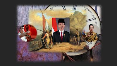 Jokowi, Basuki 'Ahok', Prabowo Subianto