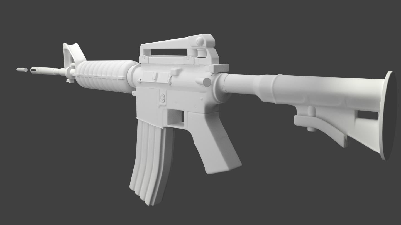 4 5 5 5 6 35 rifle: