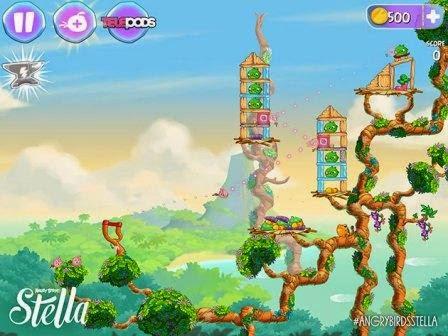 Ravio akan rilis Angry Birds Stella pada bulan September