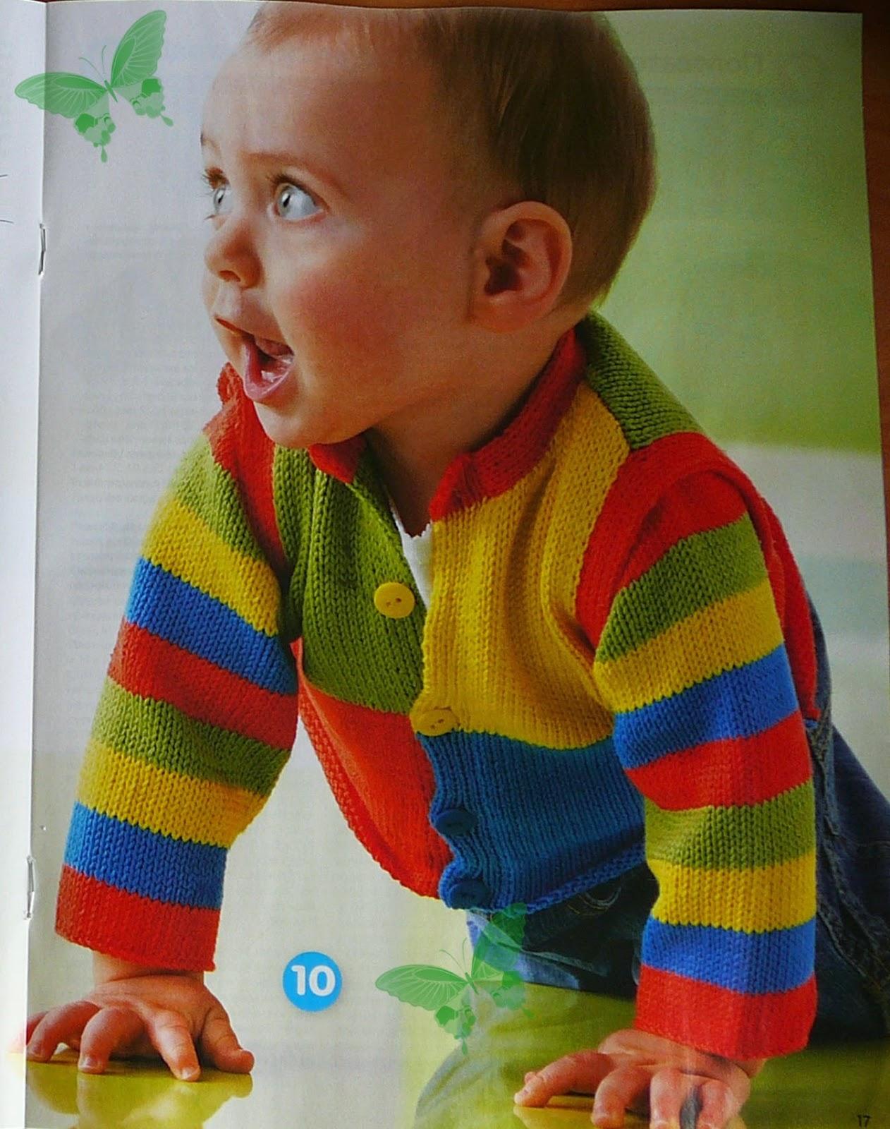 Вязание для мальчика 6 лет фото