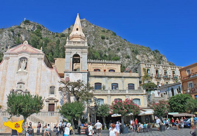 San Giuseppe Kirche in Taormina