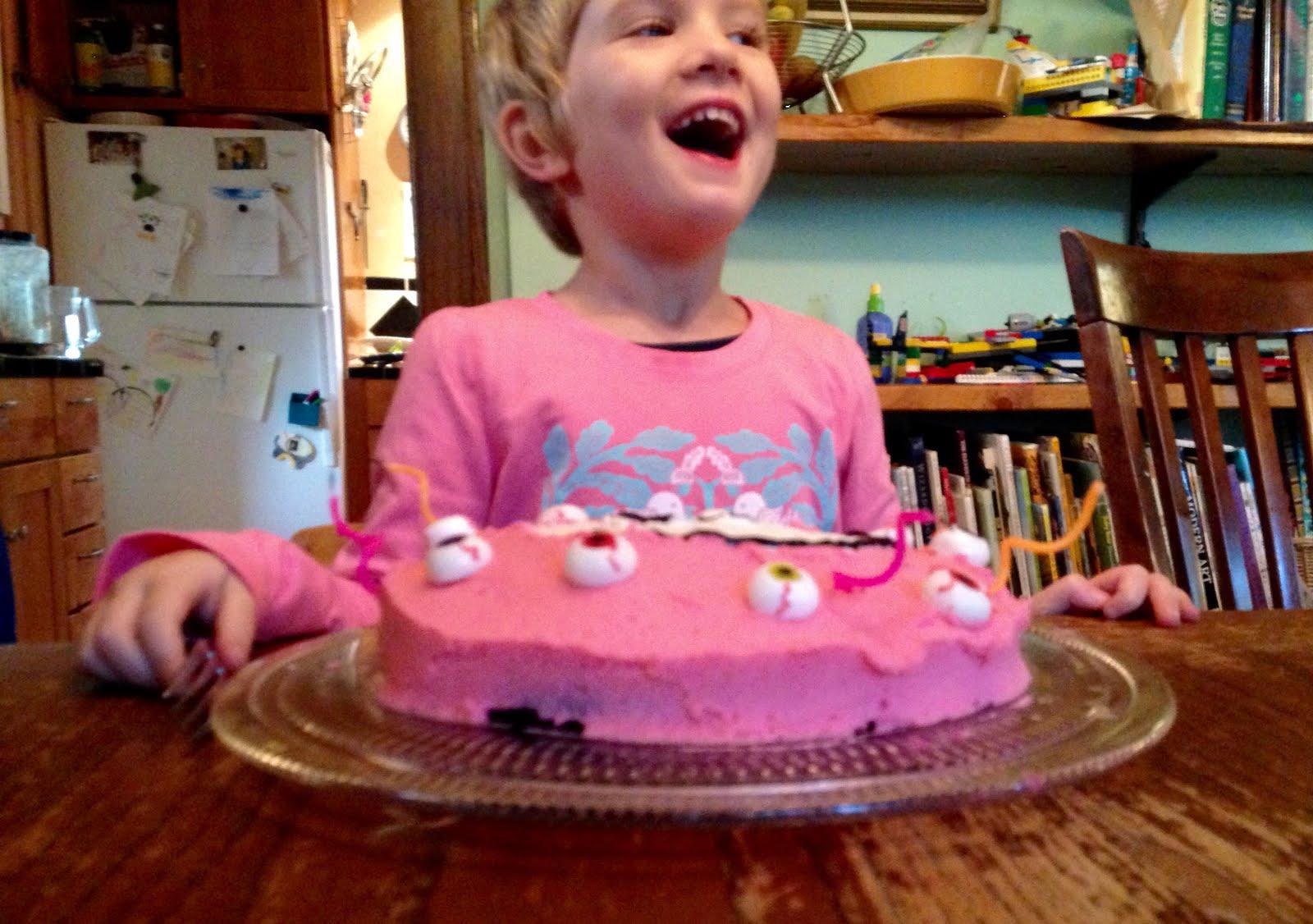 Rachel Bailey Cake Artist : The Garvin-Parker family blog: Happy 4th birthday Bailey ...