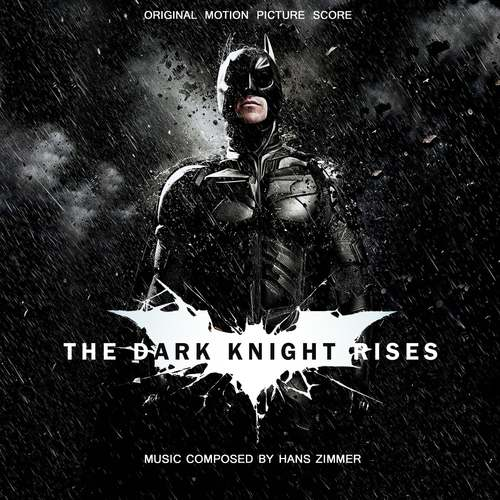 THE DARK KNIGHT RISES Complete Score - Hans Zimmer