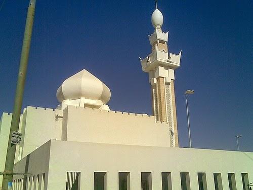 miqot di masjid jironah