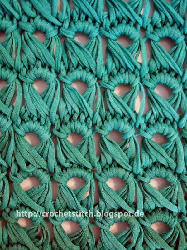 Crochet & Knitting Stitch: Die Nadeln glühen