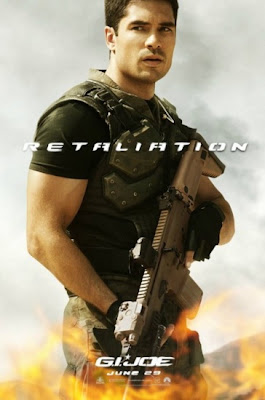 D.J. Cotrona G.I. Joe: Retaliation 2012