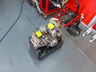 motor de la ducati panigale de carlos checa