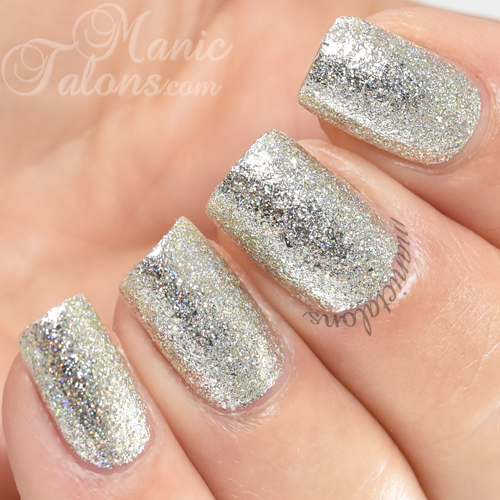 KBShimmer Diamond Swatch