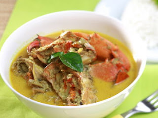 Resep Masakan Kare Kepiting